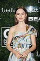 robert pattinson lily collins go campaign gala 14