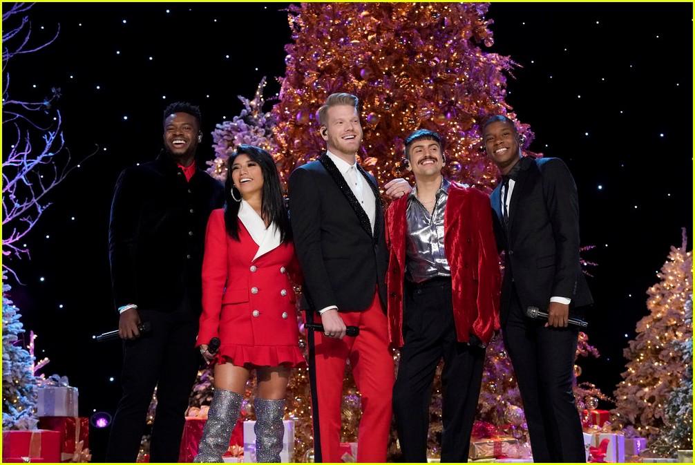 A Very Pentatonix Christmas Special 2020 A Very Pentatonix Christmas' Special 2017   Guest Performers