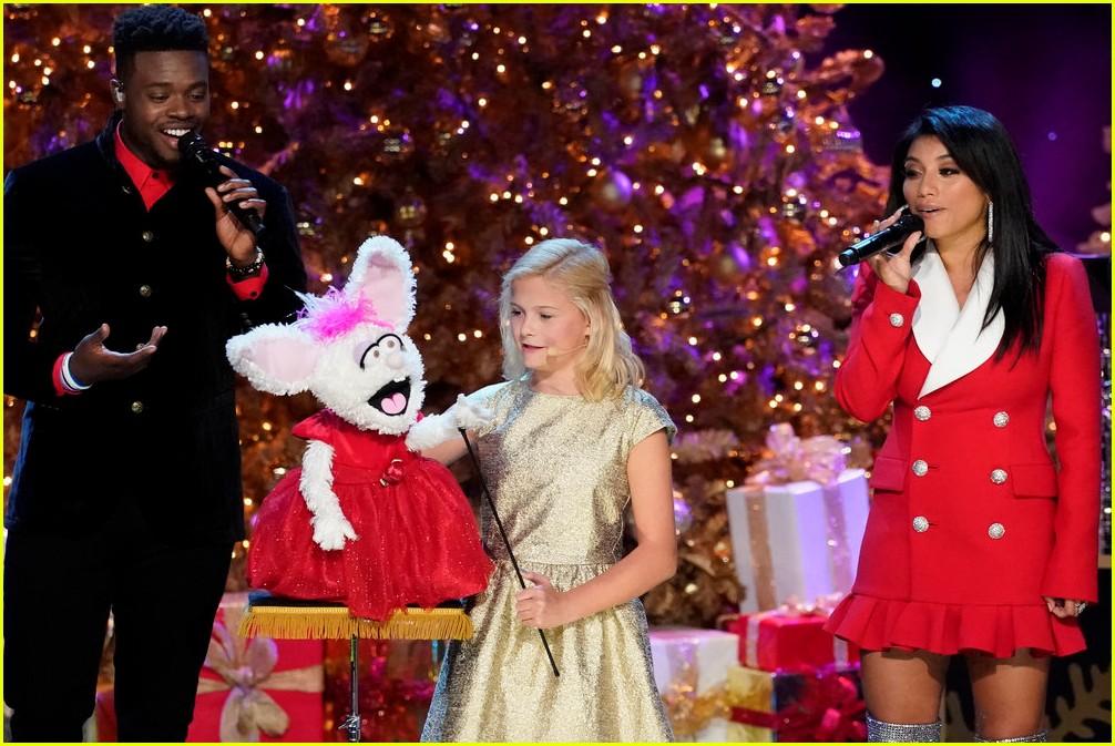 Pentatonix Christmas Special.A Very Pentatonix Christmas Special 2017 Guest Performers