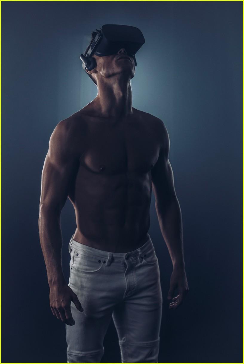 cristiano ronaldo looks so hot in new future of denim campaign 013991815