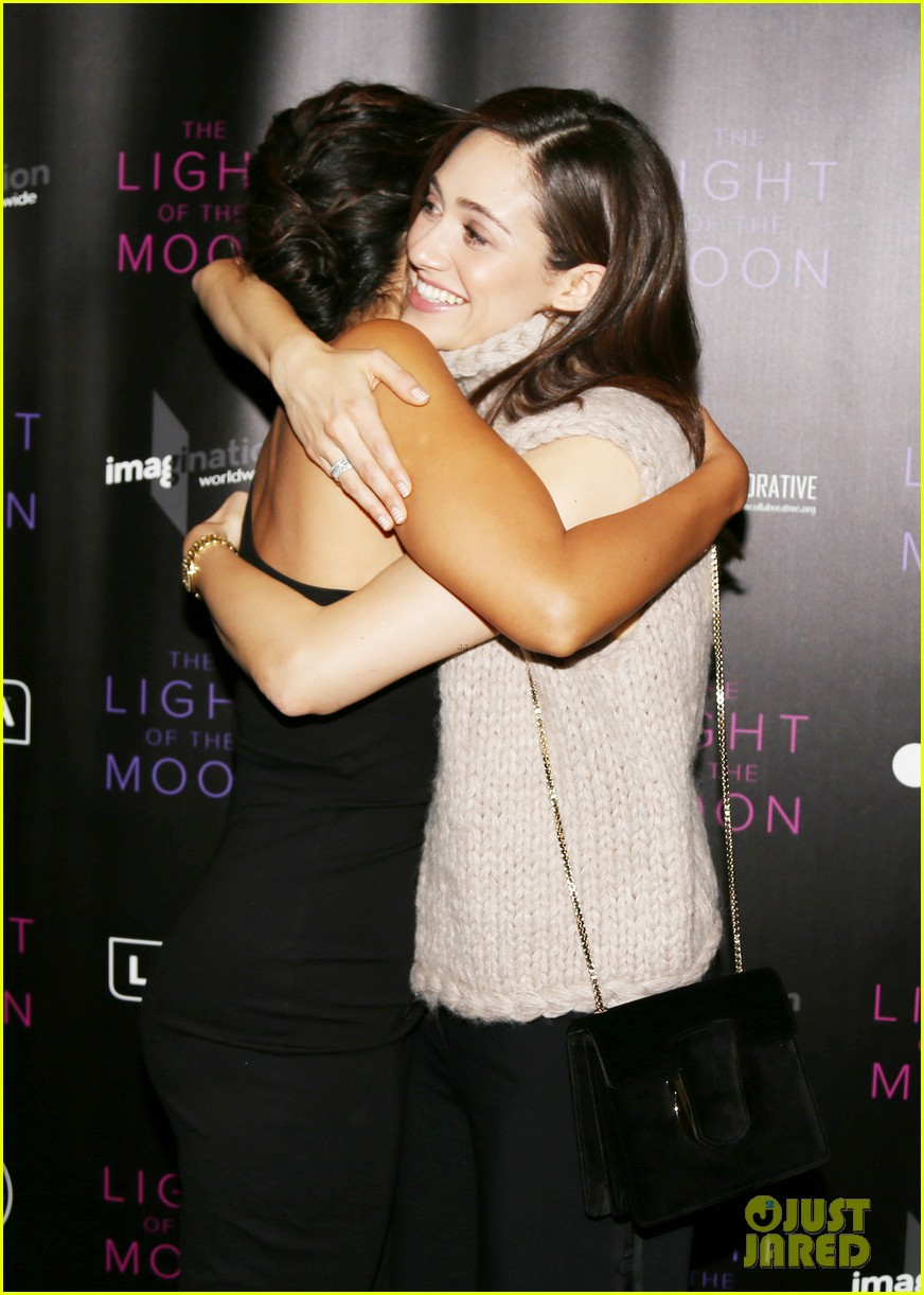 emmy rossum praises stephanie beatrizs performance in the light of the moon 023989017