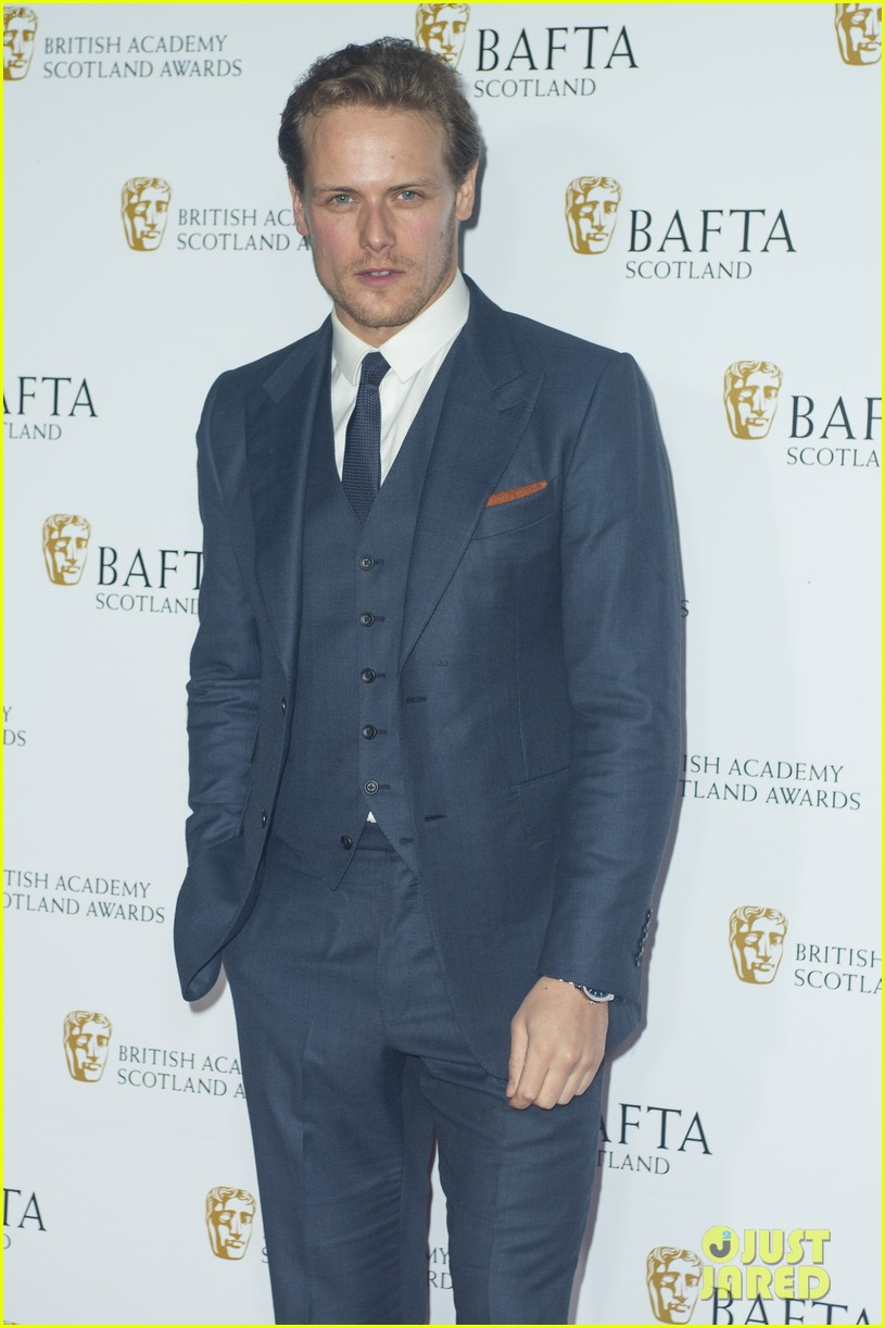 sam heughan caitriona balfe british academy scotland awards 023985565