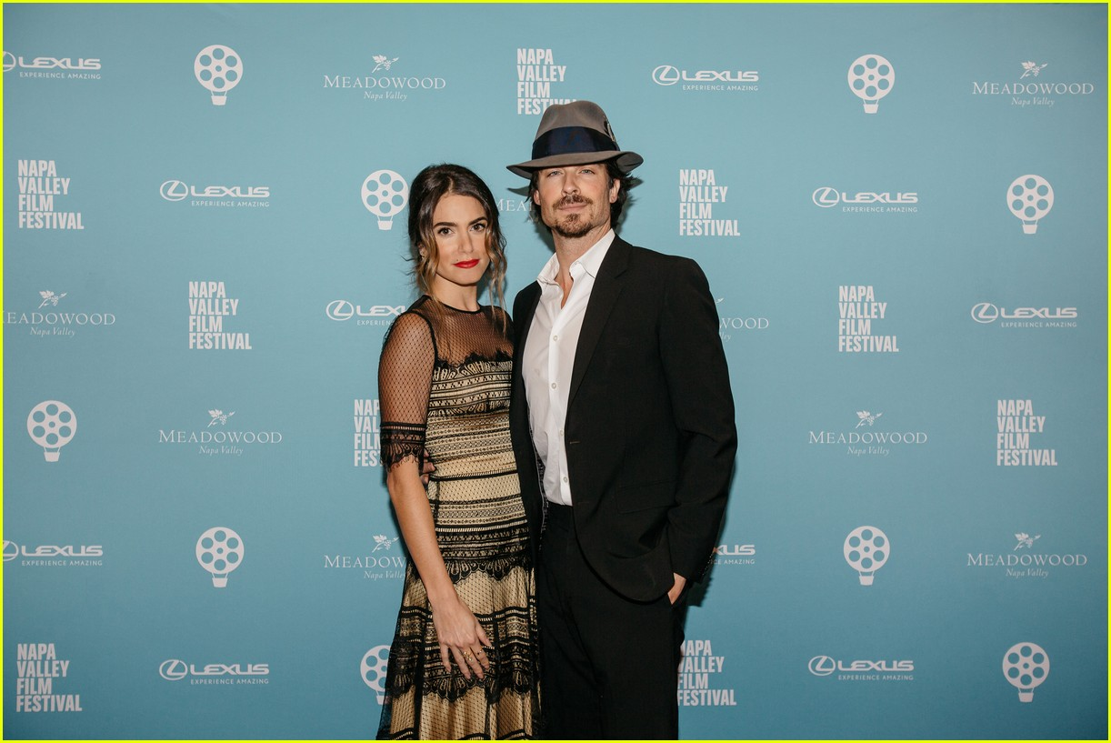 ian somerhalder and nikki reed honored at napa valley film festival 2017 103985606