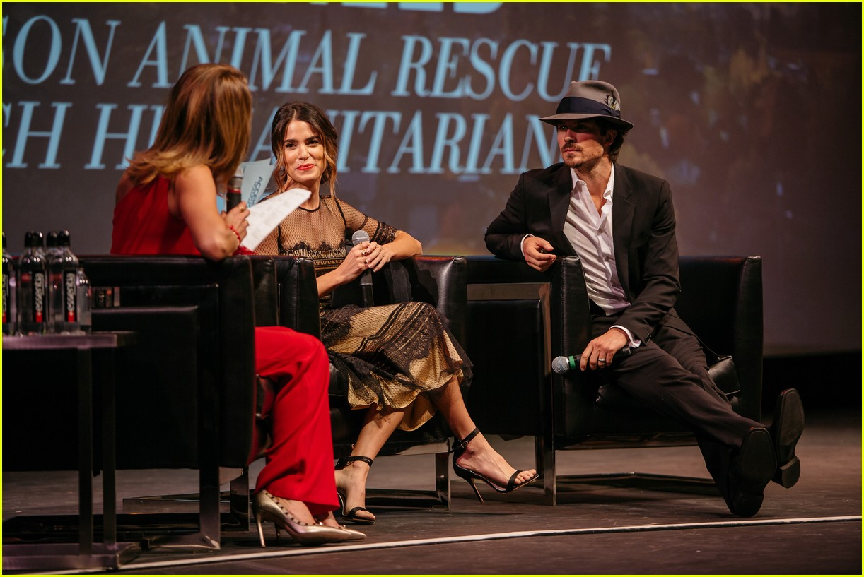 ian somerhalder and nikki reed honored at napa valley film festival 2017 163985612