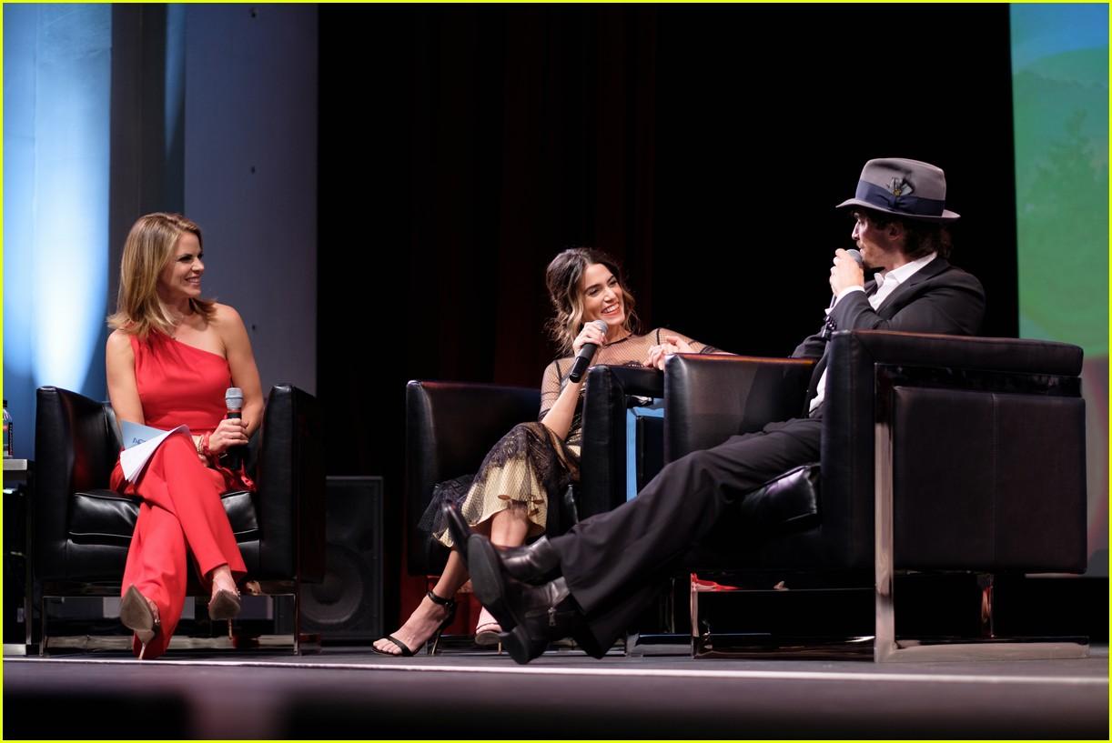 Ian Somerhalder & Nikki Reed Couple Up for Napa Valley Film Festival