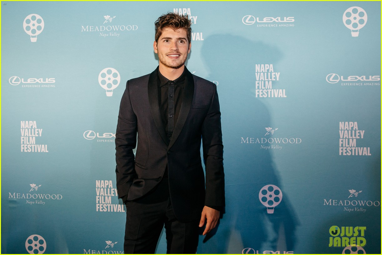 gregg sulkin odeya rush rising stars at napa valley film festival 013986514