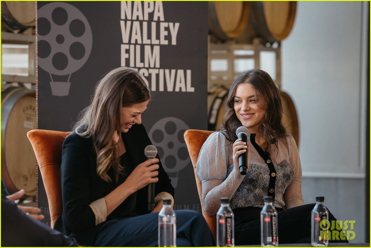 gregg sulkin odeya rush rising stars at napa valley film festival 083986521