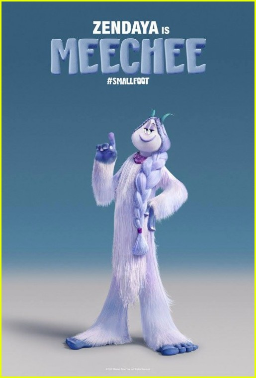 channing tatum smallfoot movie character posters 053991489