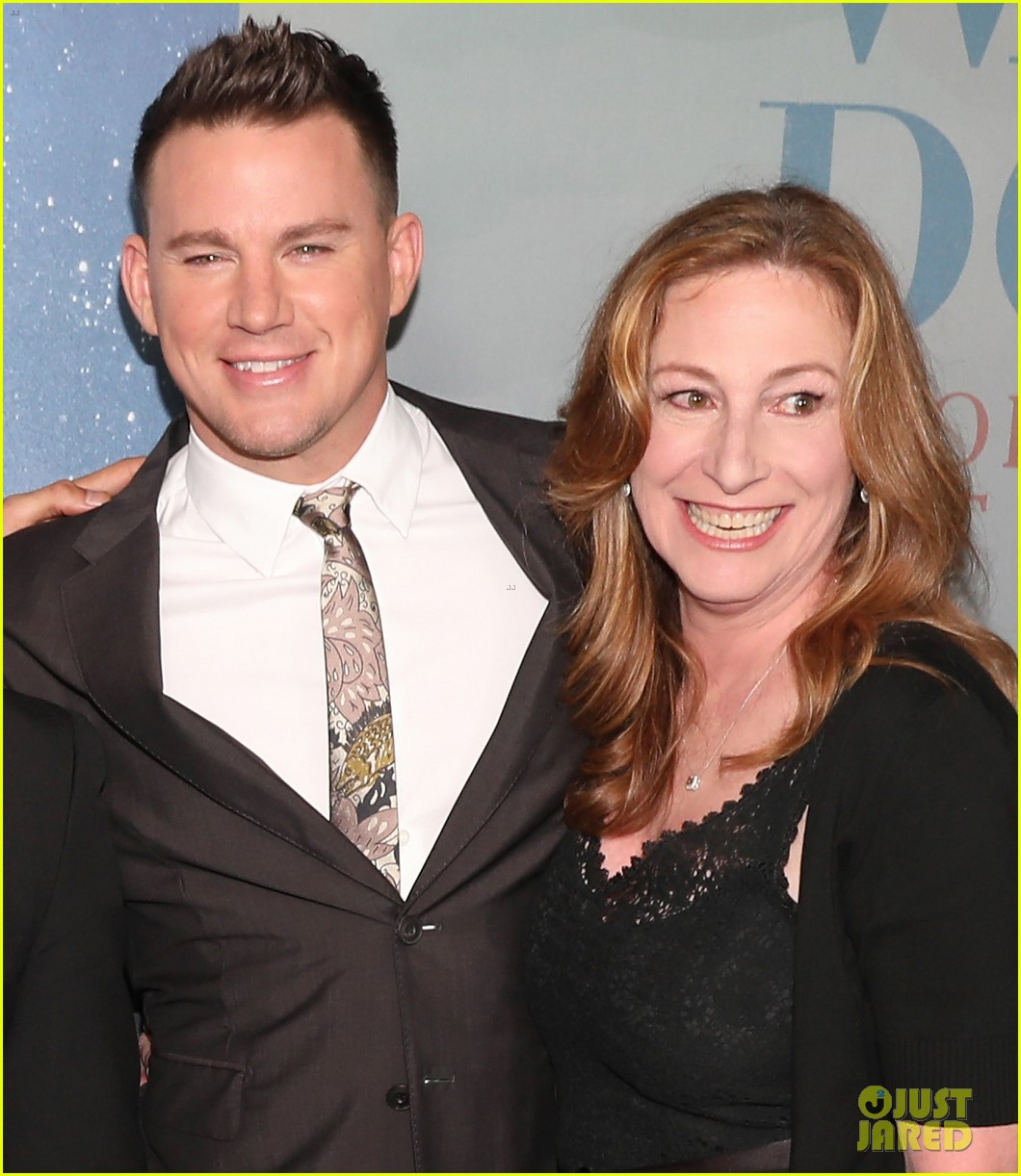 channing tatum premieres documentary war dog a soldiers best friend with wife jenna 053983714