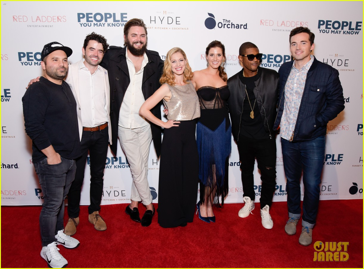 usher gets stevie wonder support at people you may know premiere 033987593