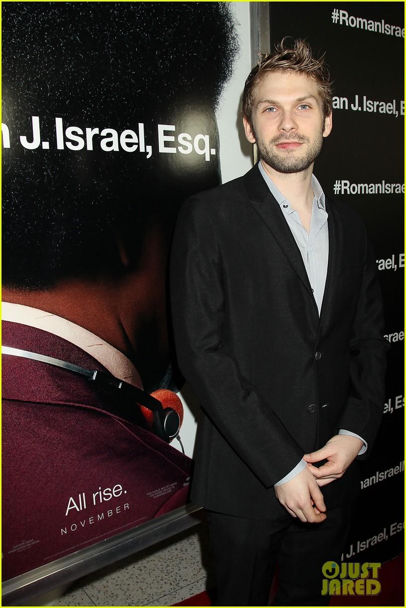 denzel washington attends roman j israel screening in nyc 123991009