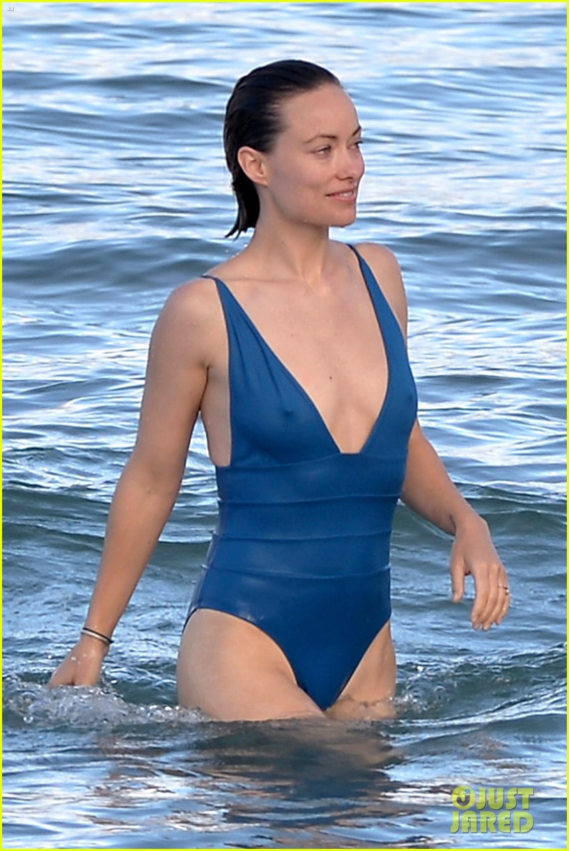 olivia wilde jason sudeikis show off their beach bodies on vacation in maui 033991982