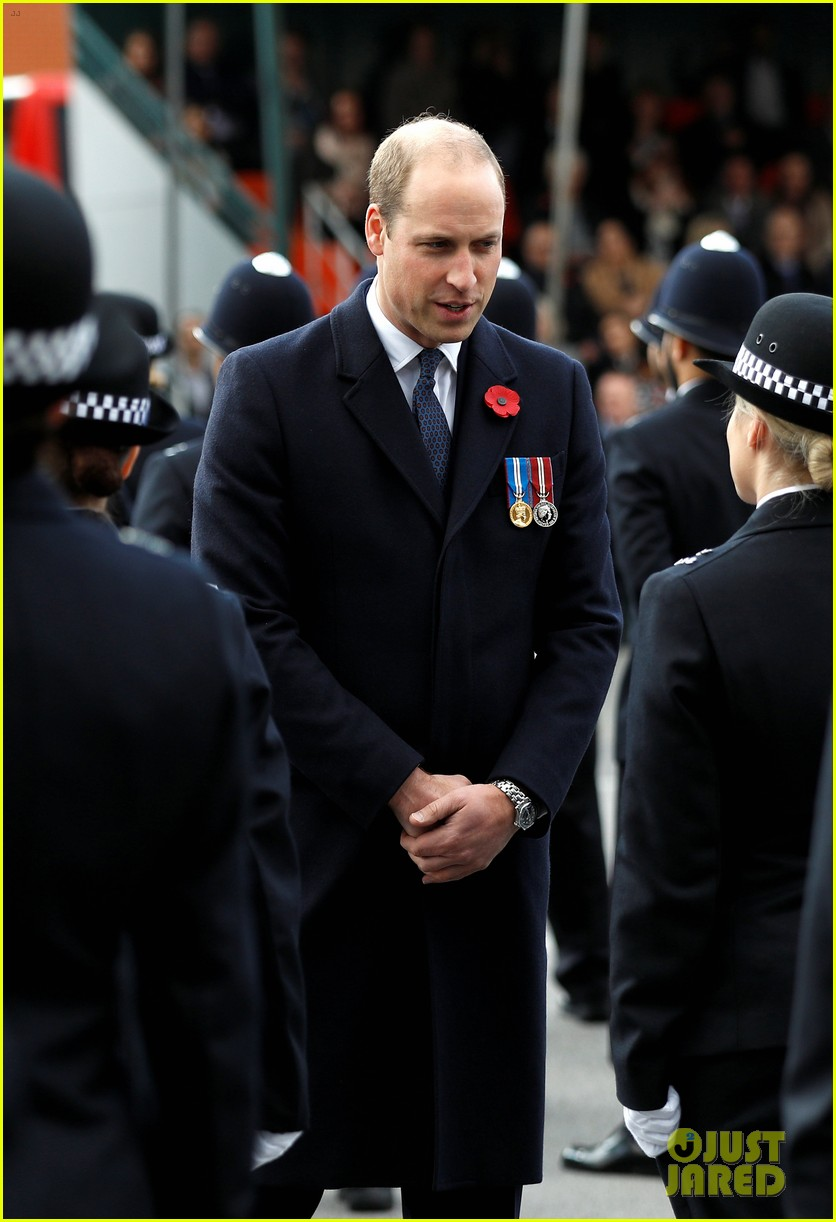 prince william plants tree at police training center 033982017