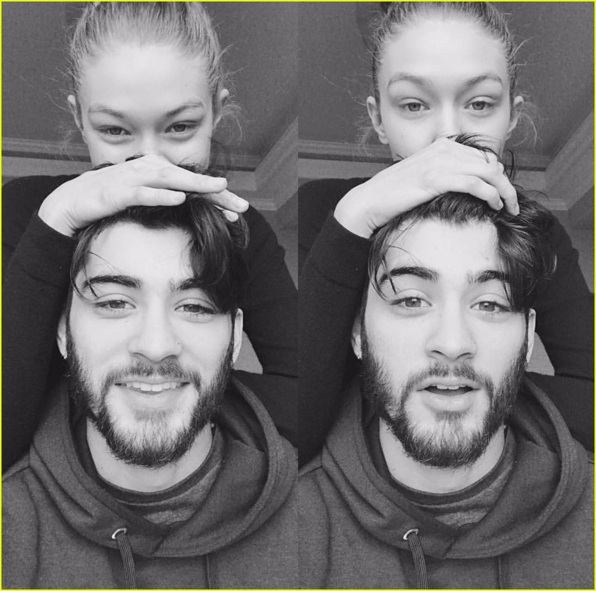 gigi hadid zayn malik celebrate 2 years together 083986549