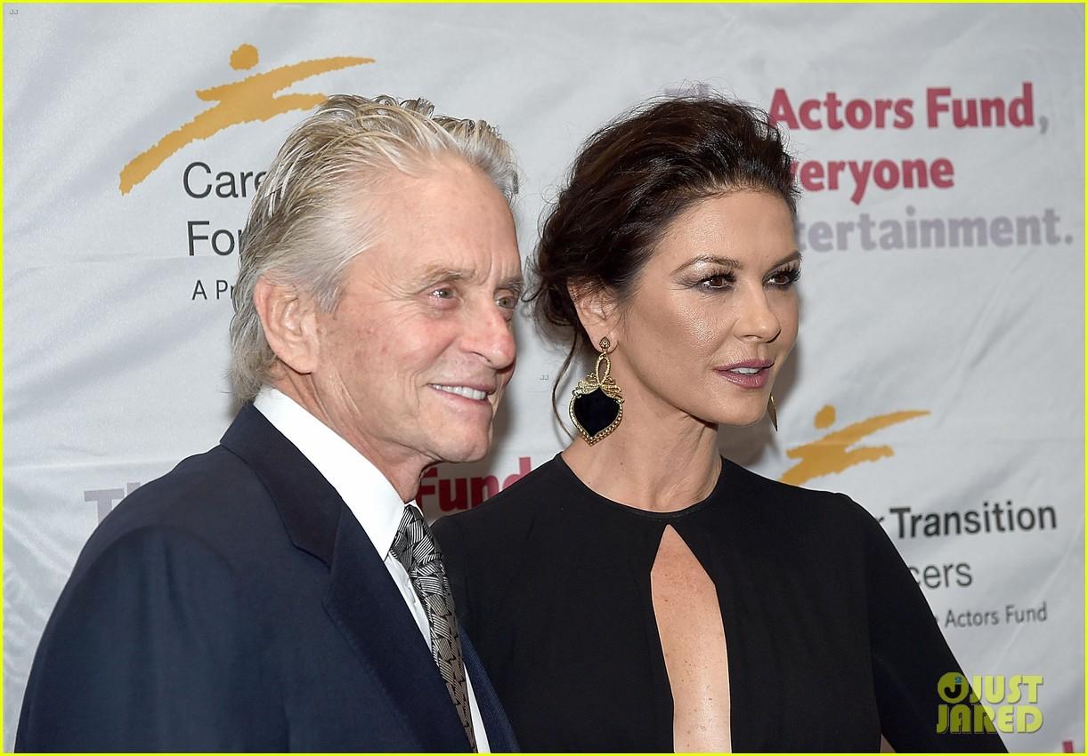 catherine zeta jones michael douglas couple up for jubilee gala in nyc 033981096