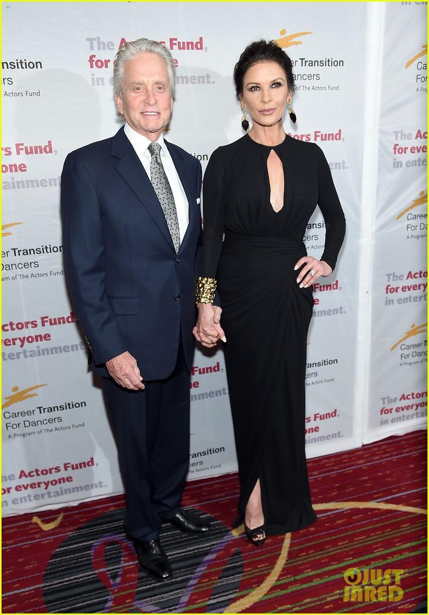 catherine zeta jones michael douglas couple up for jubilee gala in nyc 043981097