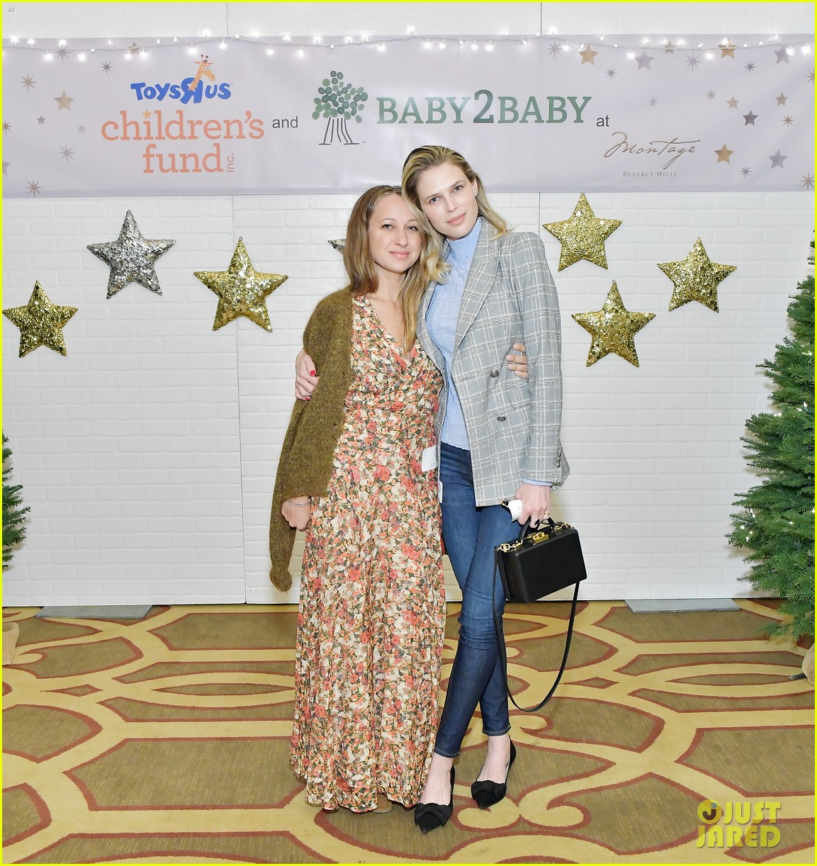 jessica alba kelly rowland michelle monaghan more celebrate at baby2baby holiday 134002538