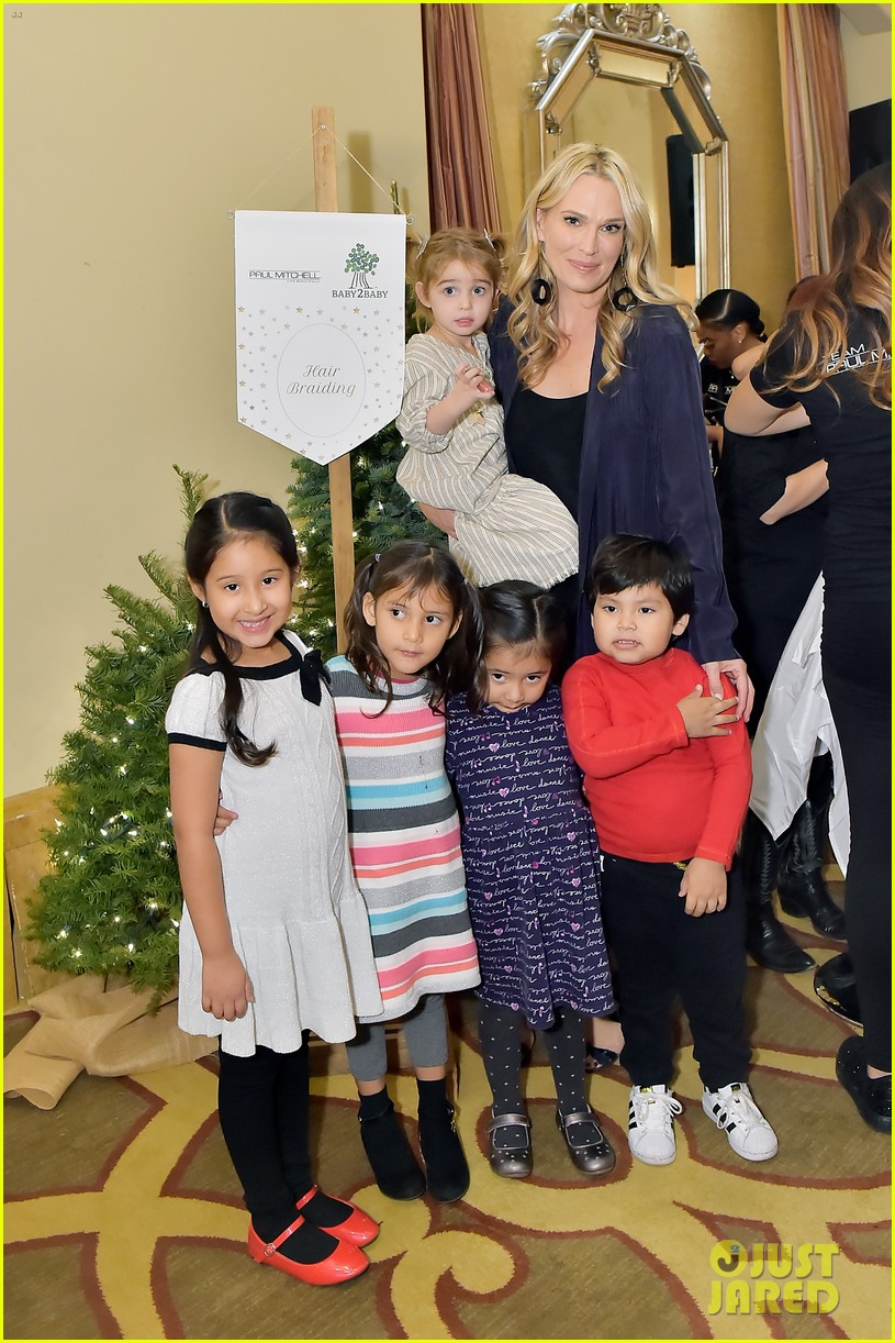 jessica alba kelly rowland michelle monaghan more celebrate at baby2baby holiday 344002559