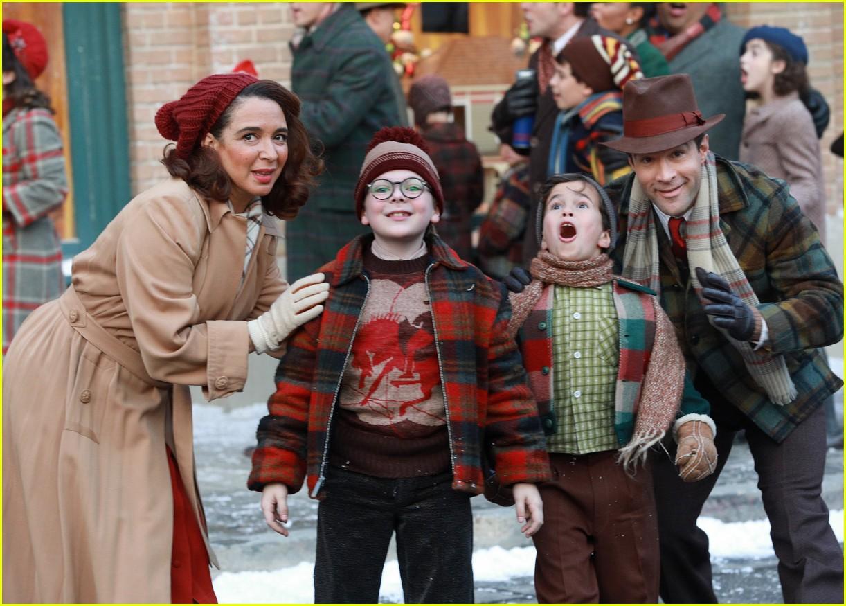 meet the family walken in a winter
