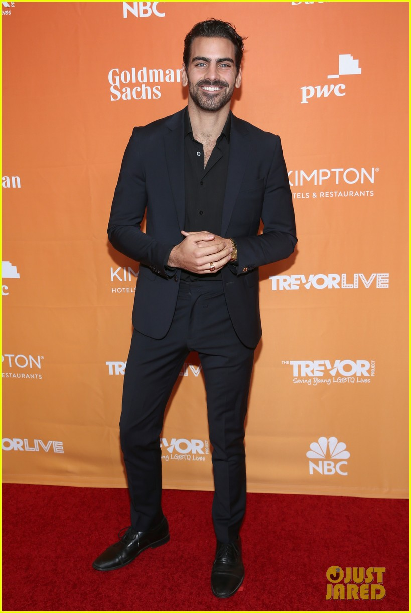 Armie Hammer, Nyle DiMarco & Cheyenne Jackson Hit the Red ...
