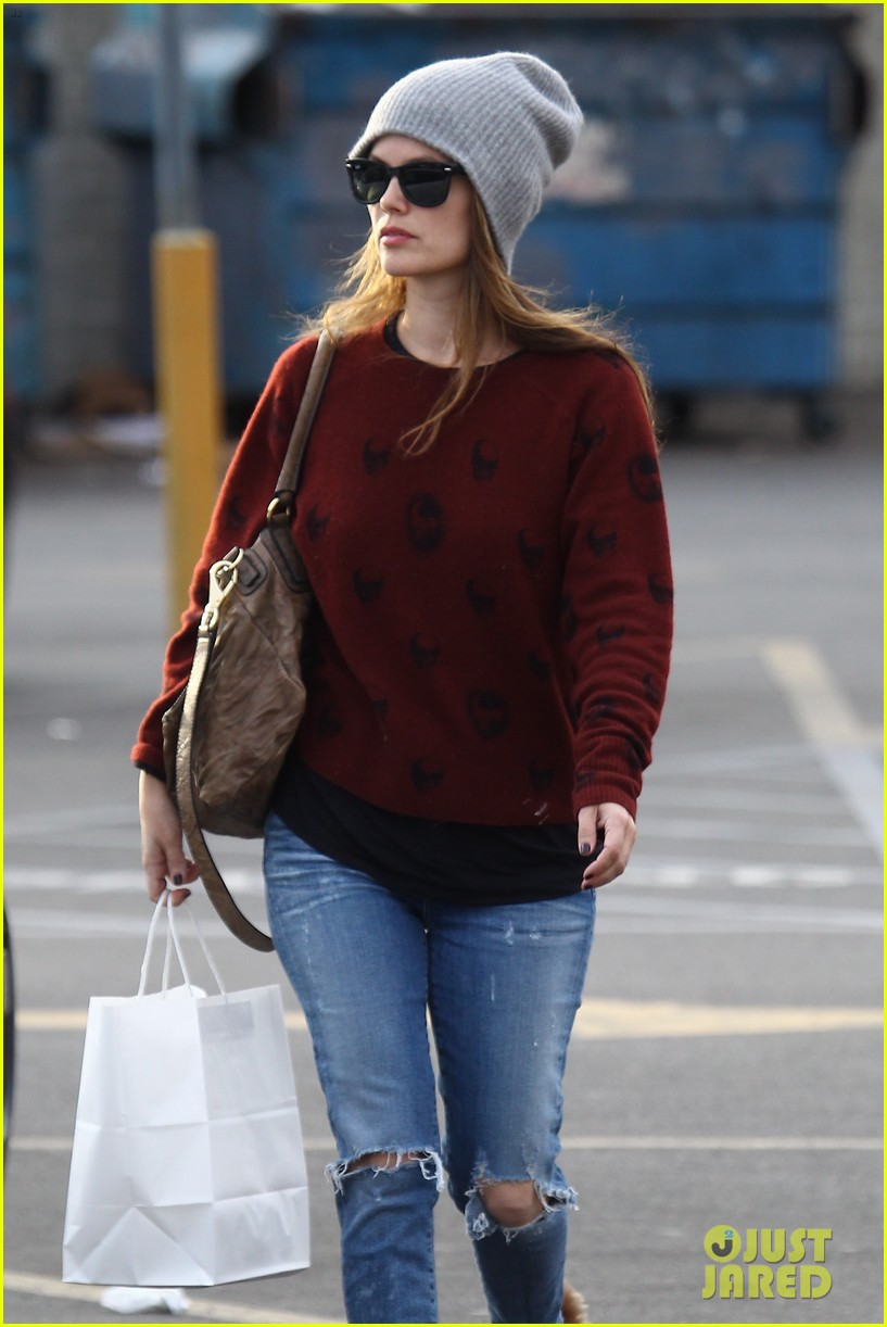 rachel bilson spends the afternoon shopping in beverly hills 024005565