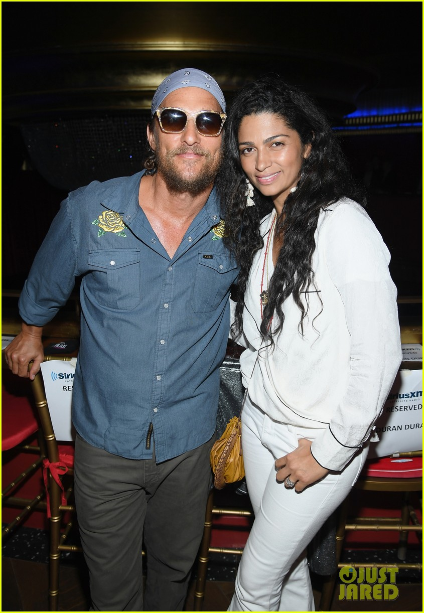 gerard butler join matthew mcconaughey camila alves at art basel 013999658