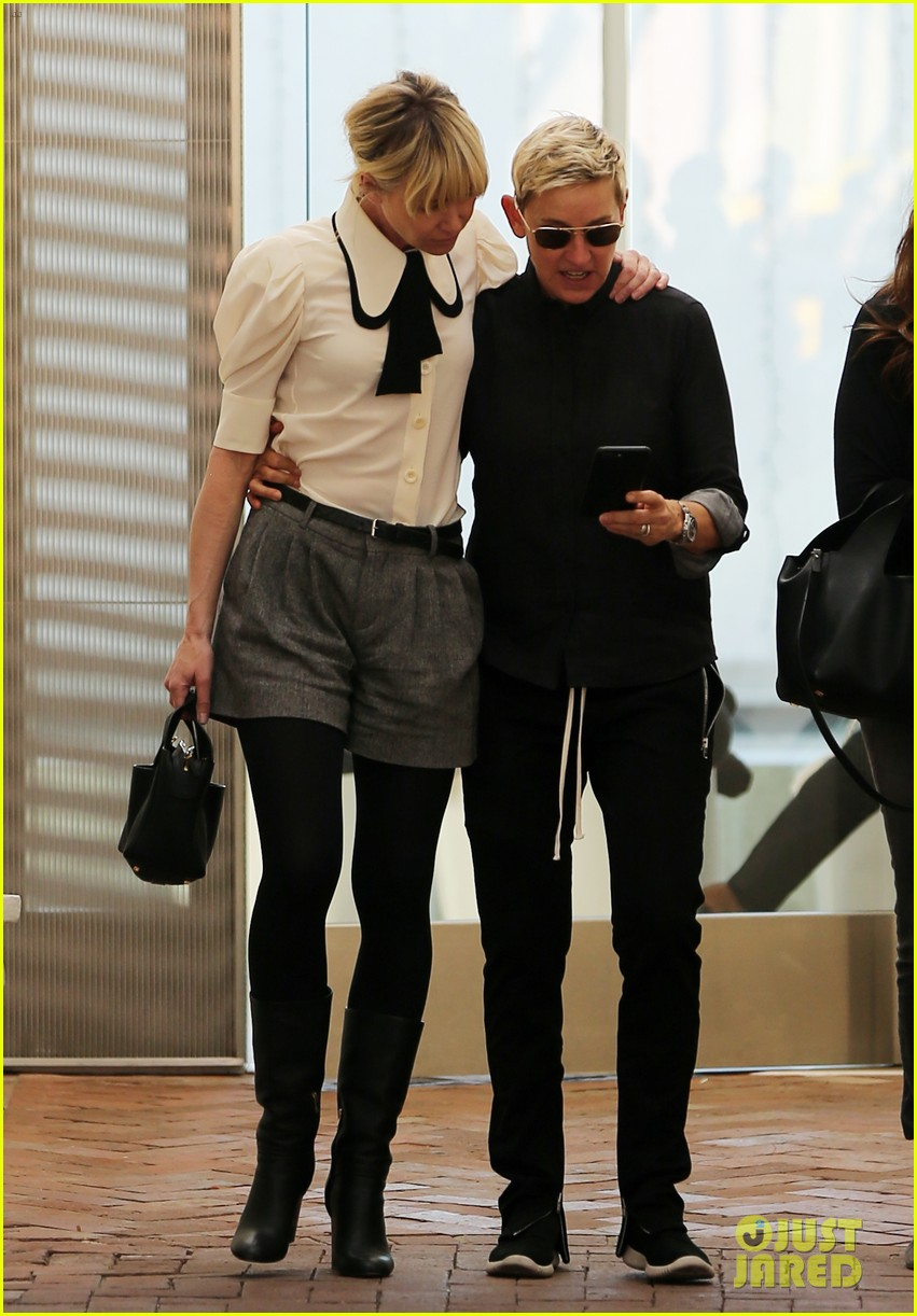 ellen degeneres portia de rossi look so happy together 014002064