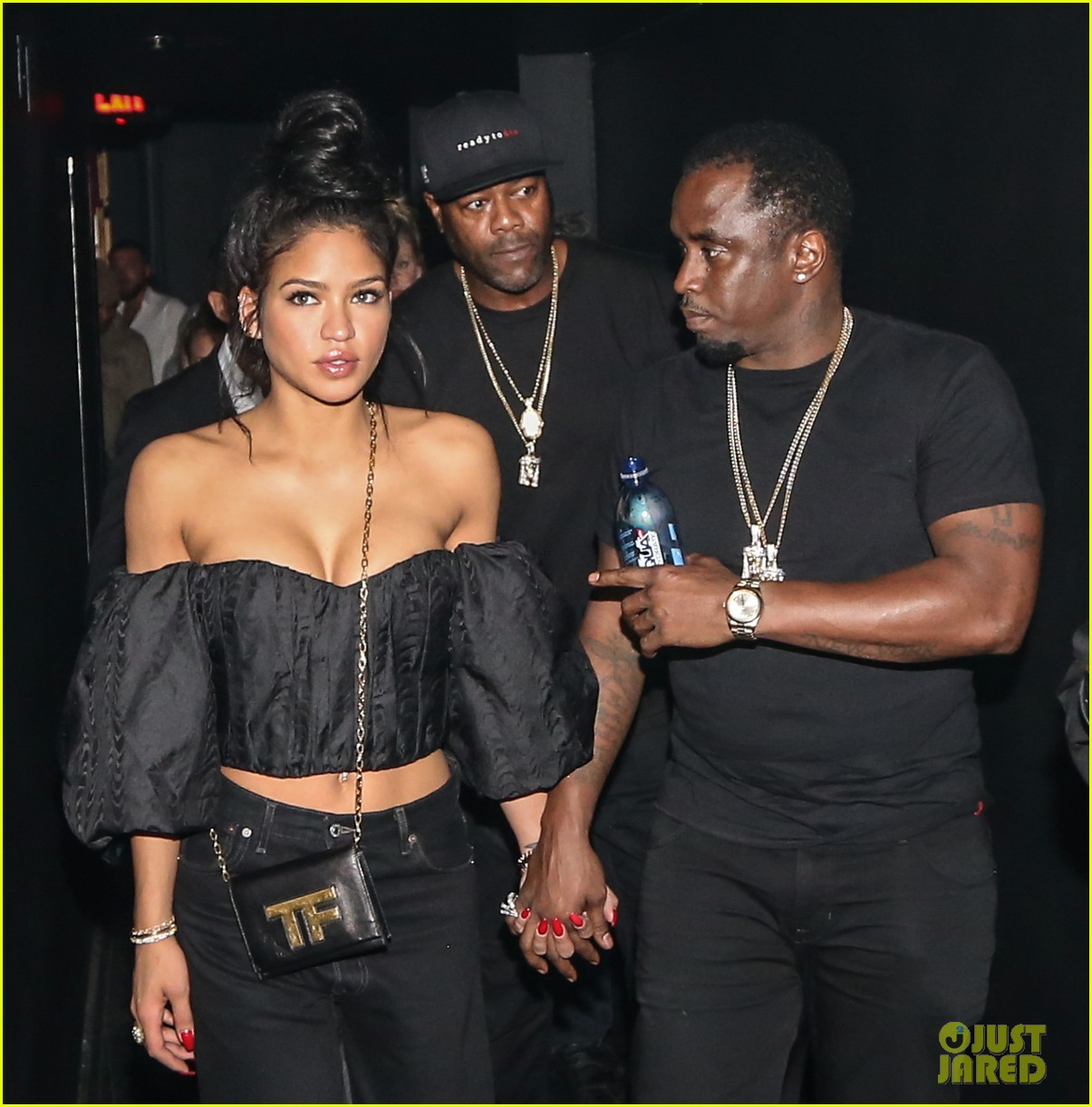 Sean Diddy Combs Amp Girlfriend Cassie Hold Hands At A Party In Miami Photo 4005861 Cassie