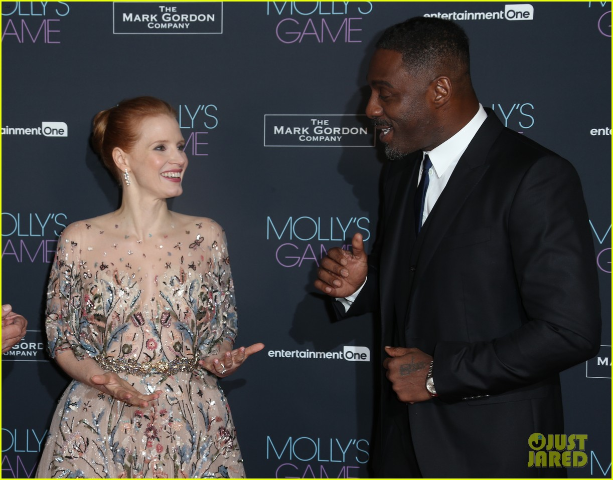 jessica chastain idris elba mollys game uk 073997956