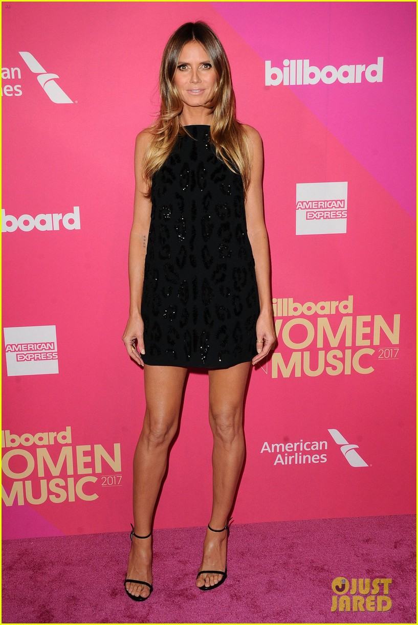 heidi klum grace vanderwaal billboard women in music 073995102