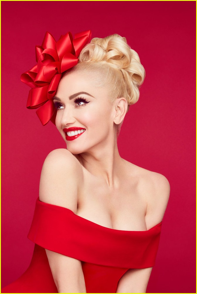 gwen stefani christmas special 064000298