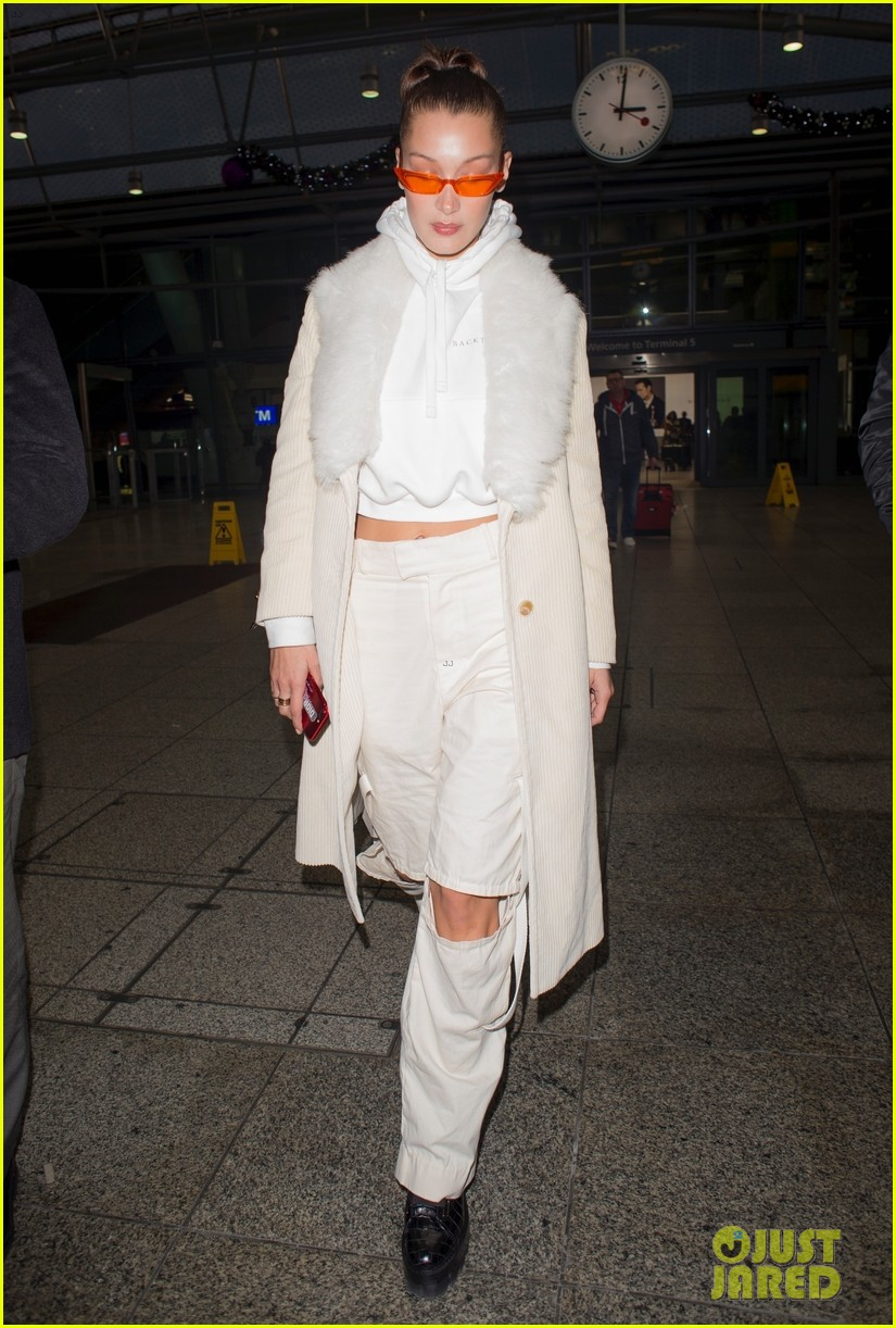 bella hadid grabs dinner with friends in london 073998372