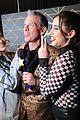 halsey performs with boyfriend g eazy lauren jauregui jingle ball 11