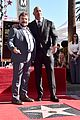 dwayne johnson pregnant lauren hashian jasmine johnson at hollywood walk of fame ceremony 13