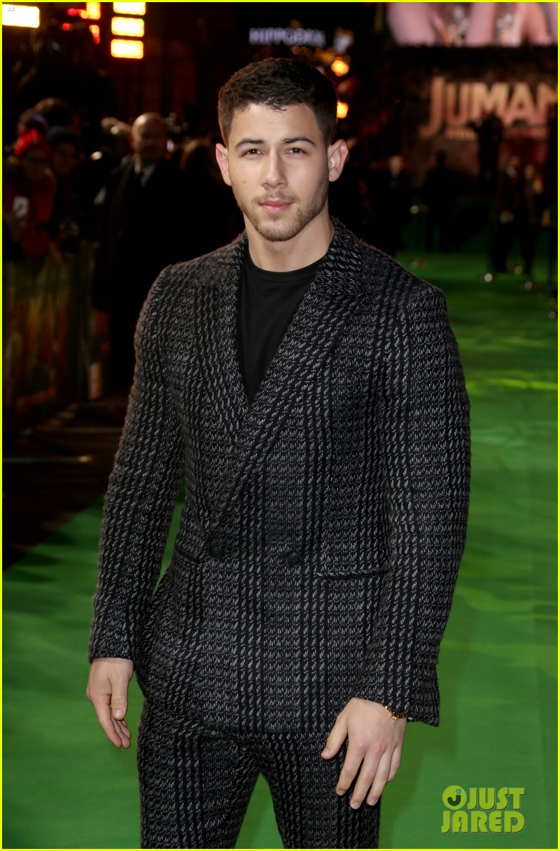 jumanji london nick jonas 223998345