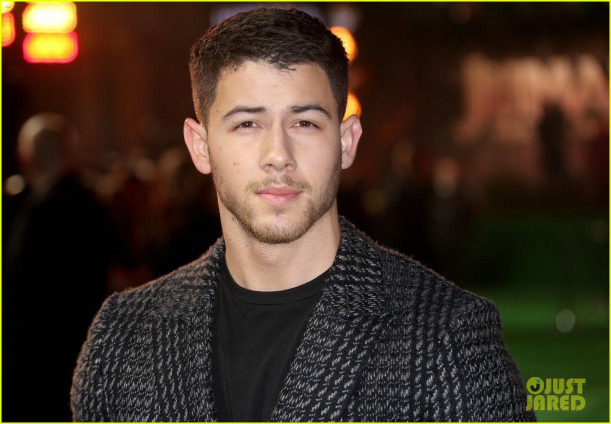 jumanji london nick jonas 243998346