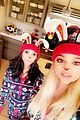 pregnant kylie jenner joins her family on christmas morning 09