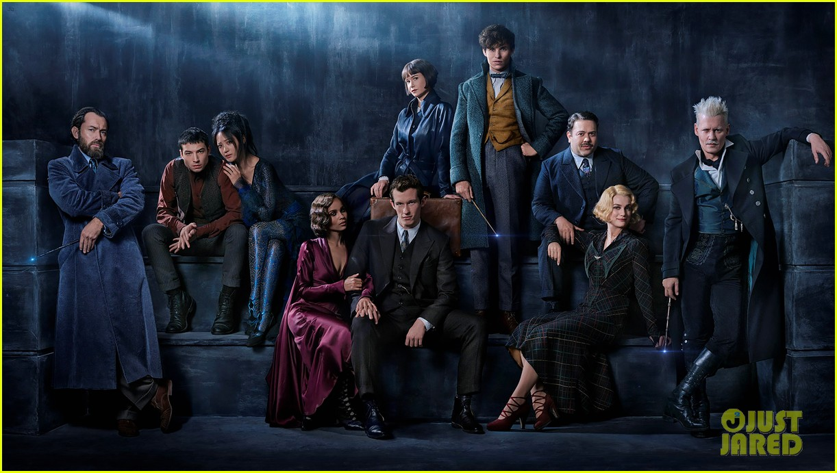 jude law johnny depp featured in new fantastic beasts the crimes of grindelwald images 024005617