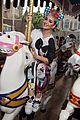 katy perry rides the carousel at walt disney world resort 01