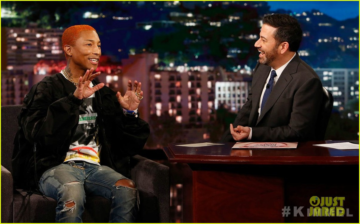 pharrell williams on n e r d reuniting i cant just make things 024001887