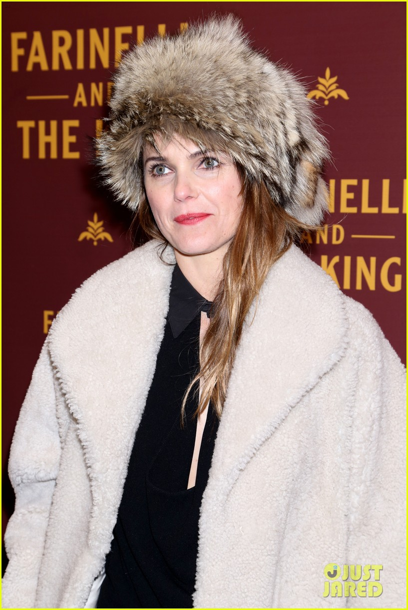 keri russell matthew rhys have date night at farinelli and the king broadway opening 034002473