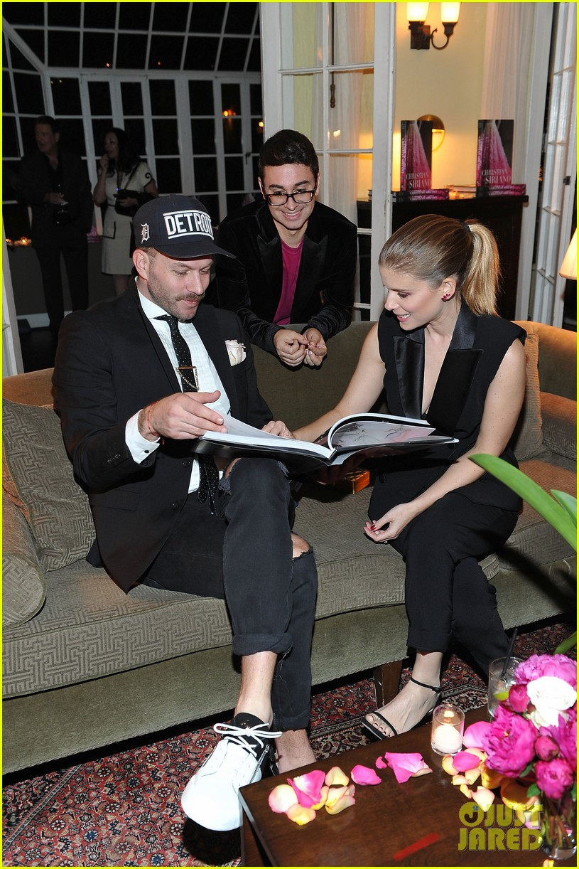 christian siriano book launch 073995330