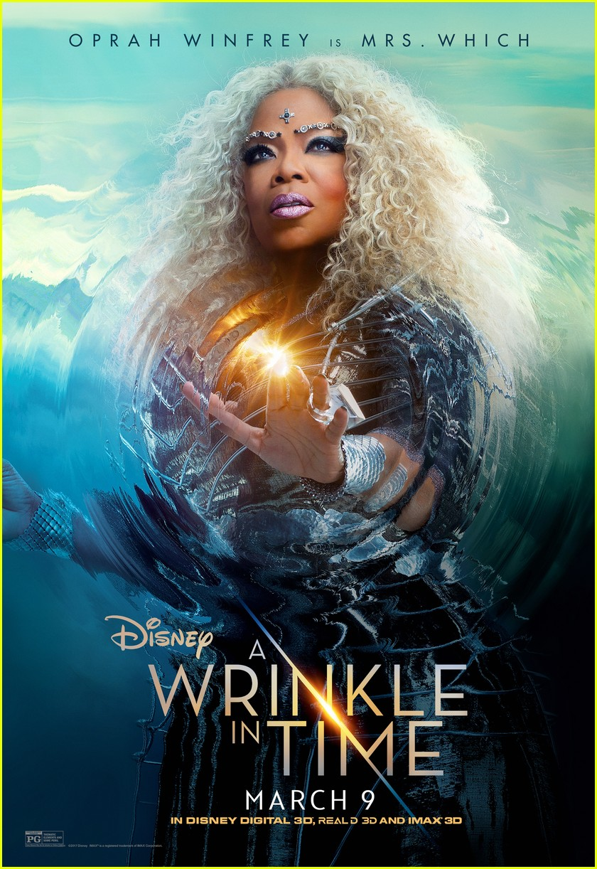 a wrinkle in time gets four brand new posters 033997994