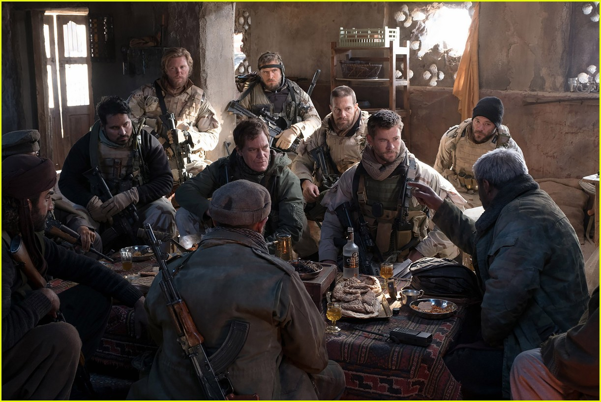 12 strong end credits 024016423