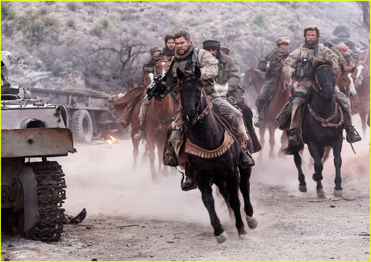 12 strong end credits 034016424