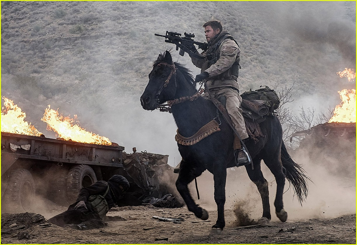 12 strong end credits 054016426