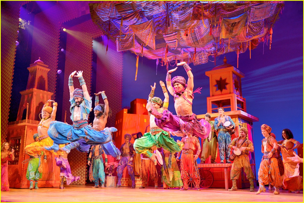 disneys aladdin opens in la with broadways original star 074013910