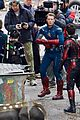 avengers set photos january 10 17