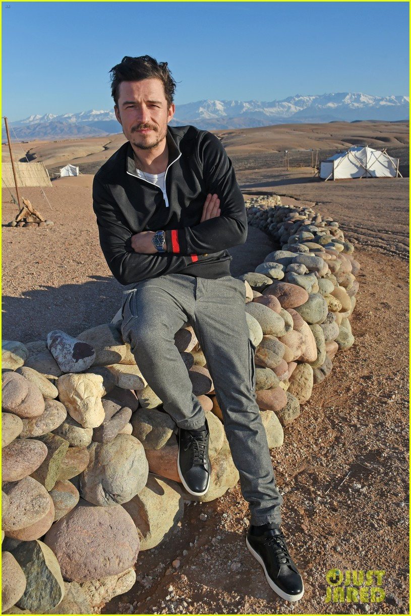 orlando bloom celebrates 41st birthday with racing in morocco 014014200