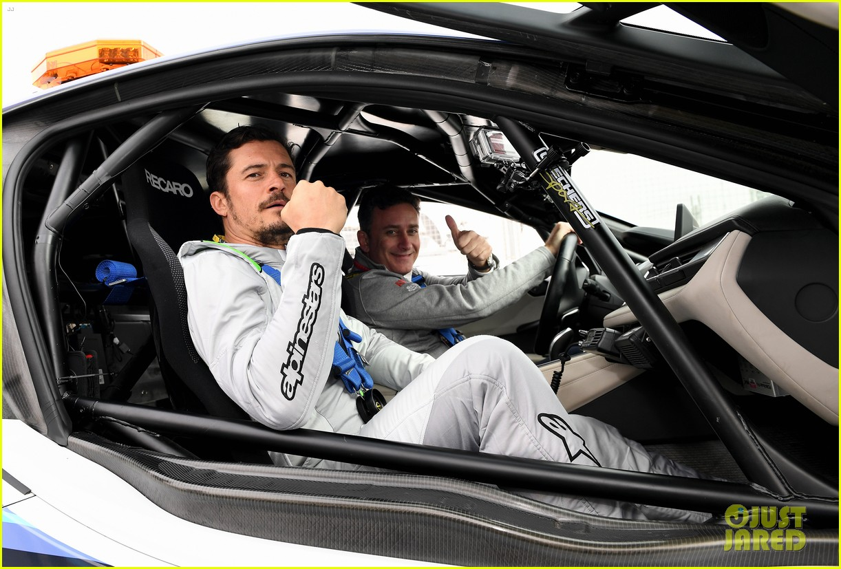 orlando bloom celebrates 41st birthday with racing in morocco 074014206